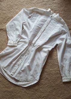 Įsigyk mano drabužį #Vinted http://www.vinted.lt/moteriski-drabuziai/marskiniai/20687713-nauji-zara-madingi-balti-marskinukai