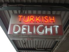 Going to Seattles Pike Place Market ...try Turkish Delight. Best ever lentil soup and baklava !