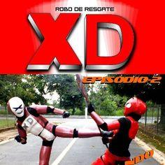 herofactory segundo episódio de xd robo de resgate