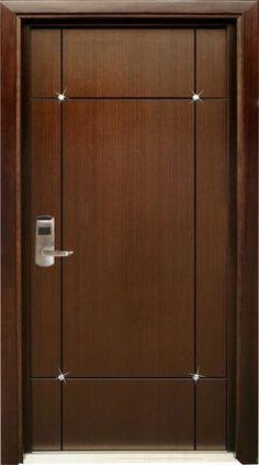 Ideas Wooden Main Door Modern Home