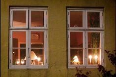 Although 70 years has gone, since Denmark was liberated (WW2), many Danes firmly holds the tradition and put candles in the windows on 4 May