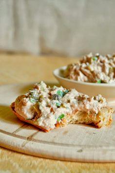 S vášní pro jídlo: Tuňáková pomazánka s kapary