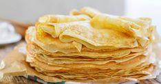 Voici une recette simple et rapide pour cuisiner des crêpes parfaites le matin. Vous obtiendrez suffisamment de crêpes pour un déjeuner gourmand en famille!