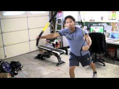 TRX for Beginners -- 6 Simple Exercises to Work Your Entire Body