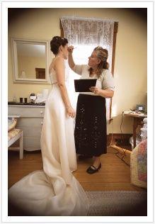 Beautiful Bride Heather - photo by Cindy Freeman