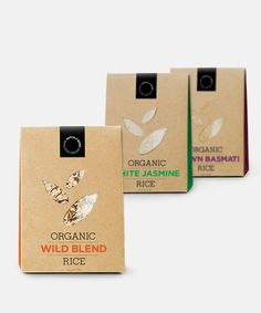 Hutch & Sons Organic Rice