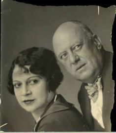 Aleister Crowley and Leila Waddell. Crowley (1875-1947) also known as Frater Perdurabo or The Great Beast, was an English occultist, mystic, ceremonial magician, poet and mountaineer, who was responsible for founding the religious philosophy of Thelema. He came to see himself as the prophet who was entrusted with informing humanity that it was entering the new Aeon of Horus in the early 20th century. Waddell (1880-1932) was his muse and a powerful figure in magick and Thelema in her own…
