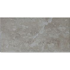 Del Conca Classica Cream Glazed Porcelain Wall Tile (Common: 3-in x 6-in; Actual: 2.92-in x 5.89-in)