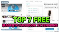 Top 7 #Free #Magento #Facebook #Extensions