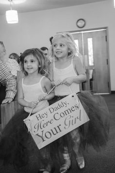 My step daughters at our wedding :)