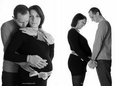 Séance grossesse à domicile - Jennifer & Xavier