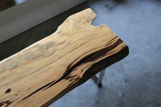 Tamarind Wood Slab x Herman Furniture Singapore Wood Slab Table, Walnut Table, Oak Table, Solid Wood Dining Table, Steel Table, Wood Tables, Make A Table, Into The Woods, Wood Planks