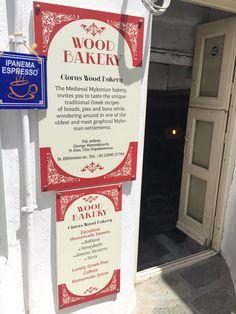 Gioras Wood Medieval Mykonian Bakery (Mykonos Town, Greece): Top Tips Before You Go - TripAdvisor