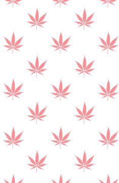 Wallpaper Iphone - chrisbmarquez: Peachy Cannabis Pot Leaf Pattern Art Print by. Cannabis Wallpaper, Weed Wallpaper, Pink Wallpaper Iphone, Iphone Background Wallpaper, Aesthetic Iphone Wallpaper, Aesthetic Wallpapers, Iphone Wallpapers, Bedroom Wall Collage, Photo Wall Collage