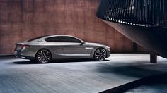 The BMW Pininfarina Gran Lusso Coupé. #BMW #Pininfarina #Gran #Lusso #Coupe #Amazing.