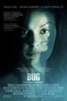 Bug - Michael Shannon is fabulous in this