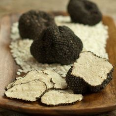 Black Summer Truffles: