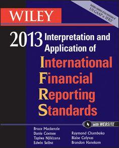 IFRS 2013 : interpretation and application of International Financial Reporting Standards / Bruce Mackenzie ... [et al.]