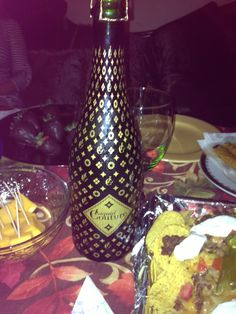 Our champagne David and Doye Bring us