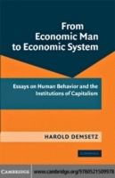 Prezzi e Sconti: From #economic man to economic system edito da Cambridge university  ad Euro 34.59 in #Ebook #