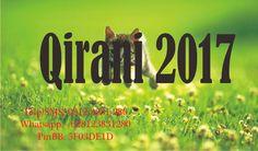 Gambar Katalog Qirani Terbaru 2017  Telp/SMS: 0812-3831-280 Whatsapp: +628123831280 PinBB: 5F03DE1D