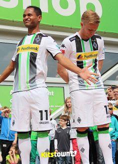 camisetas de Copa del Mundo fútbol baratas Monchengladbach jerseyMonchengladbach home home jersey 2014-15 temporada 2014-15 temporada