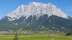 Zugspitze Sommer Bratislava, Zurich, Slovenia, Bulgaria, Austria, Mount Everest, Dolores Park, Journey, Mountains