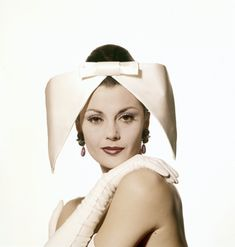 - photo by Jerry Schatzberg    a lady with a cat onto YOU CAN LEAVE YOUR HAT ON