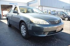 Cars for Sale: 2005 Toyota Camry LE in Lebanon, OH 45036: Sedan Details - 410596023 - Autotrader