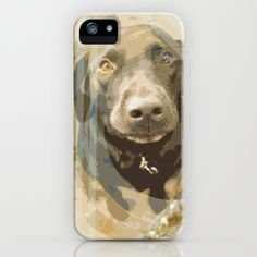 Man's Best Friend iPhone Case...  almost looks like Shelby.