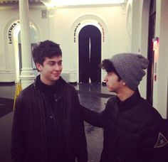 nat and alex wolff | Tumblr