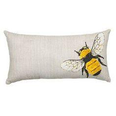 Outdoor Pillow - Bee - Threshold™ : Target