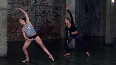 Sweaty Betty Ballet Bootcamp enCORE Workout - YouTube