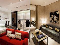 Chanel store by Peter Marino, São Paulo store design