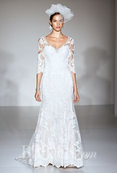 Annora from Sottero and Midgley's Spring 2015 collection.