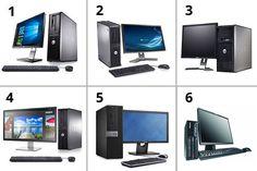 Clearance Dell Optiplex or Lenovo Desktop Computer 320GB HDD 4GB RAM - 6 Options!