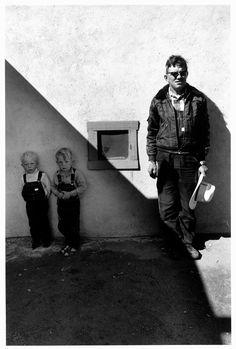 Larry Towell MEXICO. Durango. 1998. Durango Colony. Mennonites.