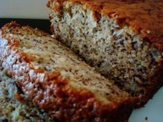 Sour Cream Banana Bread...was very moist and very tasty