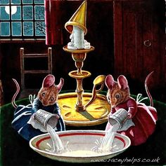 Коллекция картинок: Racey Helps_ Two From A Teapot