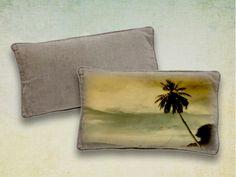 sultry, tropical Juhu Beach in silk velvet www.foundling.com.au