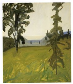 Hammon House 3 1963: Alex Katz