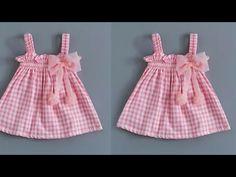 Frocks For Babies, Frocks For Girls, Dresses Kids Girl, Baby Frock Pattern, Baby Girl Dress Patterns, Baby Frocks Designs, Kids Frocks Design, Baby Girl Birthday Dress, Girls Frock Design