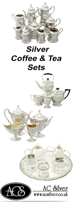 Want to impress when your guests come for tea? browse our collection of tea and coffee sets, we are sure you will find a piece you adore