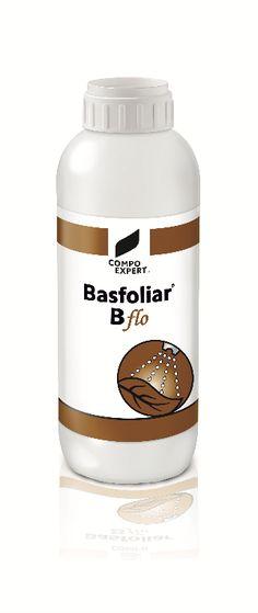Basfoliar® B flo Προϊόν θρέψης με υψηλή συγκέντρωση βορίου 13%.  Το βόριο βοηθάει στη διαφοροποίηση οφθαλμών και στη καρπόδεση σε όλες τις καλλιέργειες.  Ιδανικό για διαφυλλική εφαρμογή   Δοσολογία: 0,5 λίτρα/τόνο ψεκαστικού διαλύματος  Εφαρμογή: Στην εμφάνιση χτενιών   Συσκευασία: 12 x 1 λίτρα