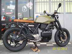 BMW K75 - Il Centauro Moto Cafe Racers, Motorbikes, Brick, Motorcycles, Inspiration, Centaur, Biblical Inspiration, Bricks, Motorcycle