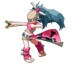 Xavier xa-xa-xa - Character Design Page
