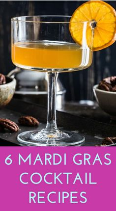 6 Mardi Gras cocktails to make (and drink) tonight