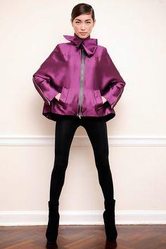 Victoria Beckham Fall 2009 Ready-to-Wear Fashion Show - Amber Chia