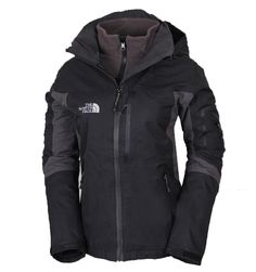 north face jacket,$119,  Cheap North Face Women's Sale 3 In 1 Gore Tex Jacket TNF Black Sale