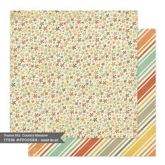 Prairie Hill Country Meadow Paper